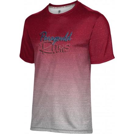 ProSphere Boys' Paragould Rams Ombre Shirt