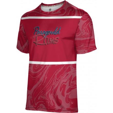 ProSphere Boys' Paragould Rams Ripple Shirt