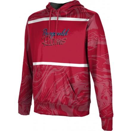 ProSphere Boys' Paragould Rams Ripple Hoodie Sweatshirt