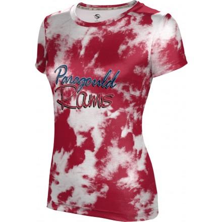 ProSphere Girls' Paragould Rams Grunge Shirt