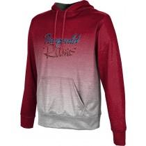 ProSphere Men's Paragould Rams Ombre Hoodie Sweatshirt