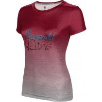 ProSphere Women's Paragould Rams Ombre Shirt