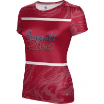 ProSphere Girls' Paragould Rams Ripple Shirt