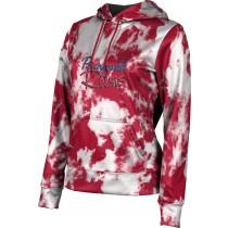 ProSphere Women's Paragould Rams Grunge Hoodie Sweatshirt
