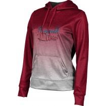 ProSphere Women's Paragould Rams Ombre Hoodie Sweatshirt